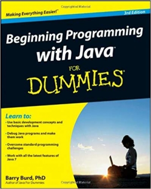 Download Beginning Programming with Java For Dummies free book as pdf format