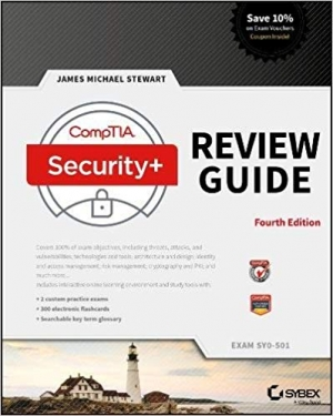 Download CompTIA Security+ Review Guide, 4th Edition free book as pdf format