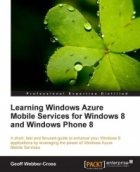 Book Learning Windows Azure Mobile Services for Windows 8 and Windows Phone 8 free