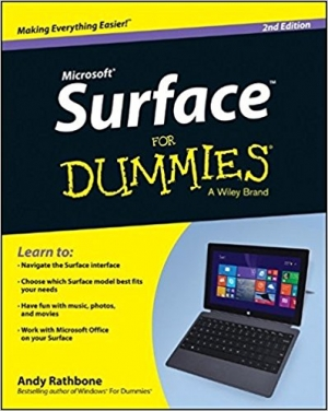 Download Surface For Dummies, 2nd Edition free book as pdf format
