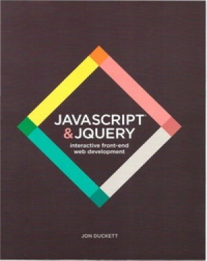 Download JavaScript and JQuery: Interactive Front-End Web Development free book as pdf format