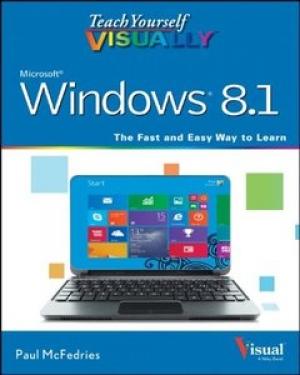 Download Teach Yourself Visually Windows 8.1 free book as pdf format