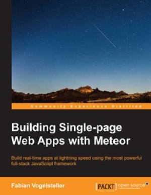 Download Building Single-page Web Apps with Meteor free book as pdf format