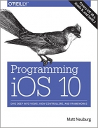 Book Programming iOS 10 free
