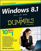 Book Windows 8.1 All-in-One For Dummies free