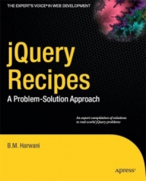 Download jQuery Recipes free book as pdf format
