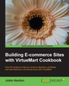 Book Building E-commerce Sites with VirtueMart Cookbook free