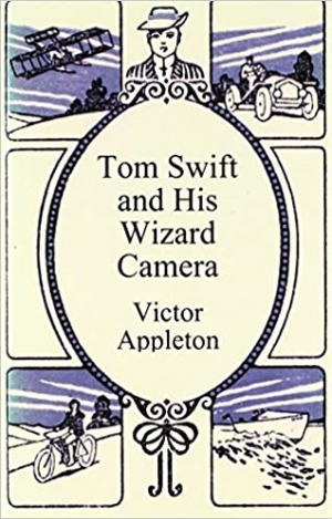Download Tom Swift and His Wizard Camera free book as epub format