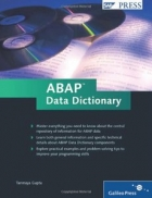Book ABAP Data Dictionary free