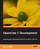 OpenCms 7 Development