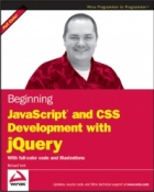 Book Beginning JavaScript and CSS Development with jQuery free