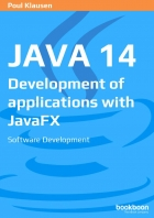 Book Java 14: Development of applications with JavaFX free