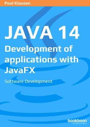 Download Java 14: Development of applications with JavaFX free book as pdf format