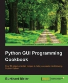 Book Python GUI Programming Cookbook free