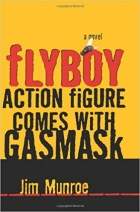 Book Flyboy Action Figure Comes with Gasmask free