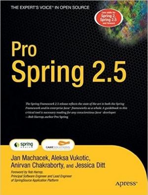 Download Pro Spring 2.5 free book as pdf format
