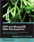 Book PHP and MongoDB Web Development Beginner's Guide free