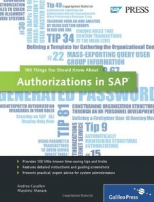 Download Authorizations in SAP free book as pdf format