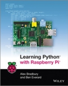 Book Learning Python with Raspberry Pi free
