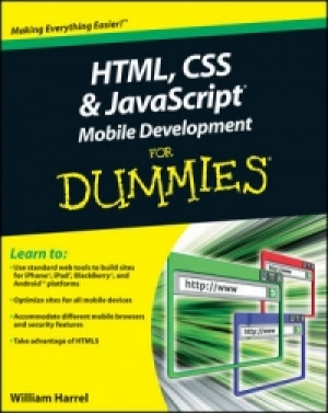 Download HTML, CSS, and JavaScript Mobile Development For Dummies free book as pdf format