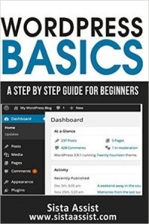 Download WordPress Basics free book as pdf format