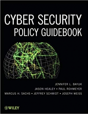 Download Cyber Security Policy Guidebook free book as pdf format