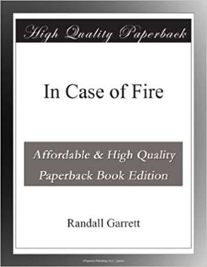 Download In Case of Fire free book as epub format