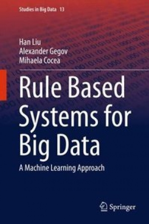 Download Rule Based Systems for Big Data free book as pdf format