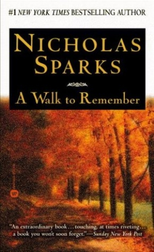 Download A Walk to Remember free book as epub format