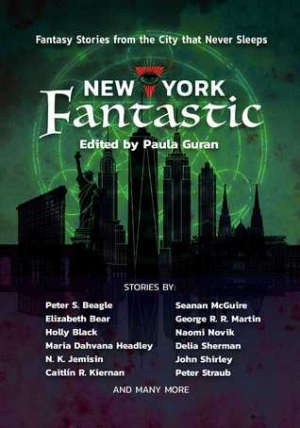 Download New York Fantastic: Fantasy Stories from the City that Never Sleeps free book as epub format