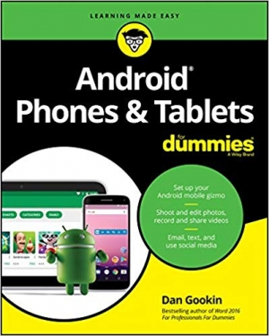 Download Android Phones & Tablets For Dummies (For Dummies (Computer/Tech)) free book as pdf format