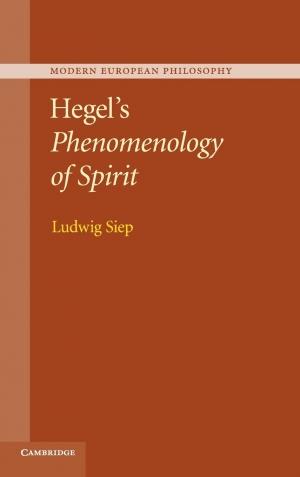 Download Hegel's Phenomenology of Spirit (Modern European Philosophy) free book as pdf format