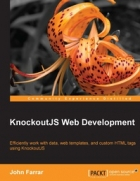Book KnockoutJS Web Development free