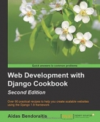 Book Web Development with Django Cookbook, Second Edition free
