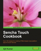 Book Sencha Touch Cookbook free