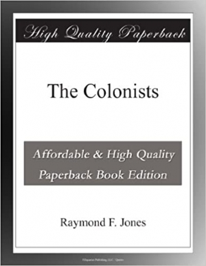 Download The Colonists free book as epub format
