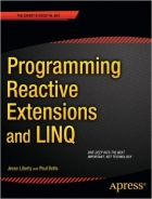 Book Programming Reactive Extensions and LINQ free