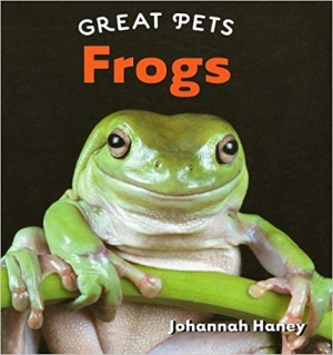 Download Frogs (Great Pets) free book as pdf format