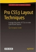 Book Pro CSS3 Layout Techniques free