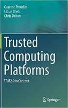 Book Trusted Computing Platforms: TPM2.0 in Context free