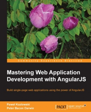 Download Mastering Web Application Development with AngularJS free book as pdf format