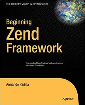 Download Beginning Zend Framework free book as pdf format