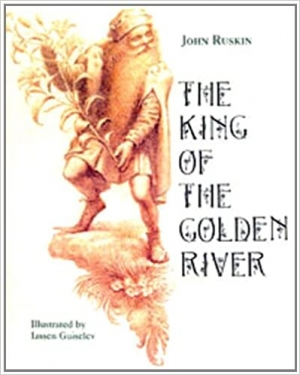 Download The King of the Golden River free book as pdf format