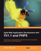Book Agile Web Application Development with Yii1.1 and PHP5 free