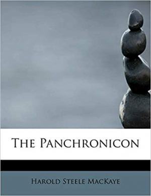 Download The Panchronicon free book as epub format