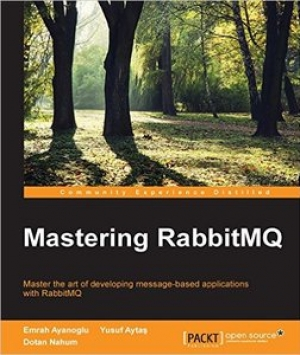 Download Mastering RabbitMQ free book as pdf format