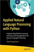 Book Applied Natural Language Processing with Python free