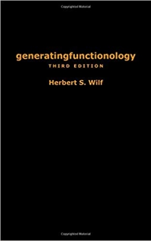 Download generatingfunctionology: Third Edition free book as pdf format