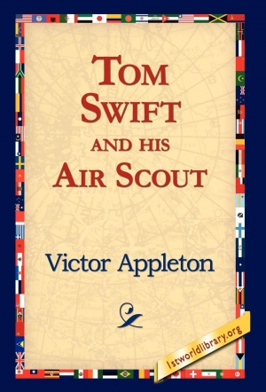 Download Tom Swift and His Air Scout free book as epub format