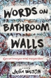 Book Words on Bathroom Walls free
